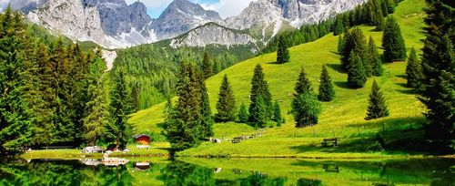 Wandern in Ost- u. Südtirol - Stallersattel mit Toni Ortner